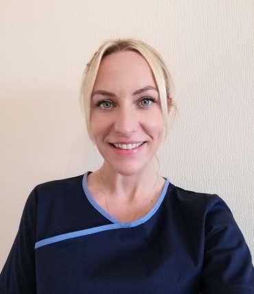New Team member Jasmine Everett MRCPod BSc(Hons)
