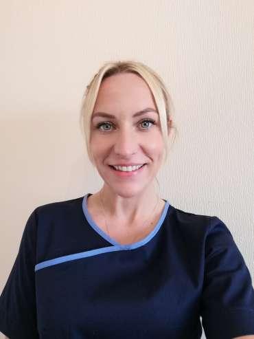 New Team member Jasmine Everett MCPod BSc(Hons)